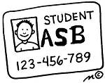 ASB Card / Yearbook 2020-2021